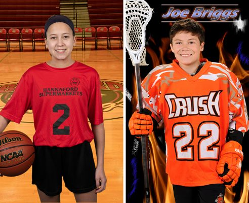 Youth Sports Photography for NH by New England Studio